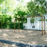De Tonti Square Park Swings
