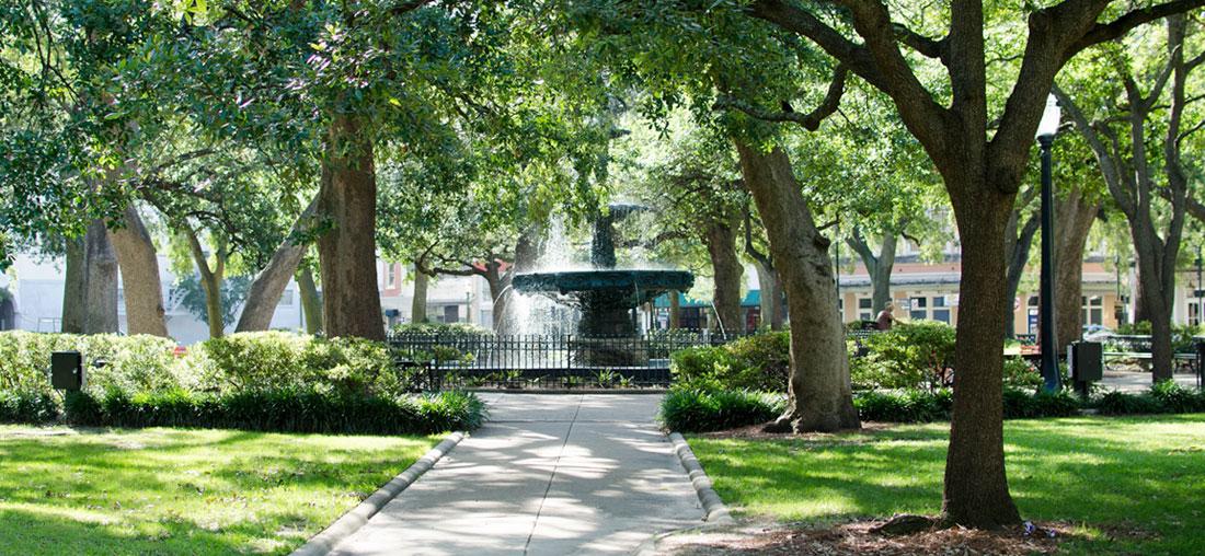 Bienville Square Park